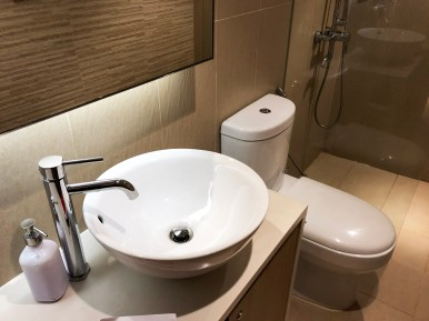 Shower Room (Photo: MainlyMiles)