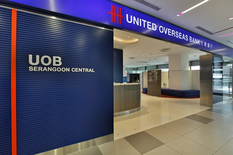 UOB Branch (United Overseas Bank)