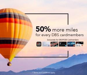 DBS Promo
