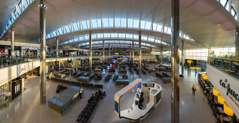 Heathrow T2 (David Iliff)