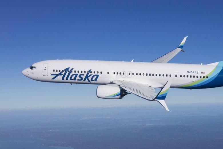 Alaska Air 737 4 (Alaska Air)