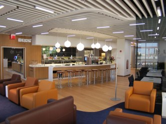 Lufthansa Lounge (photo: CNTraveller)