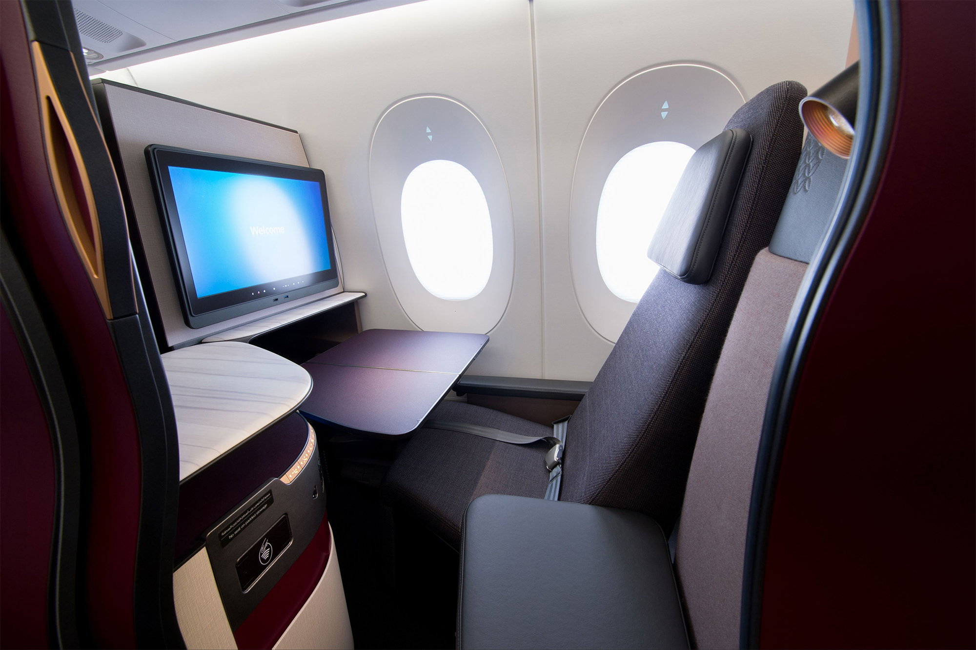 Qatar's Qsuites are now flying daily to and from Bangkok – Mainly Miles
