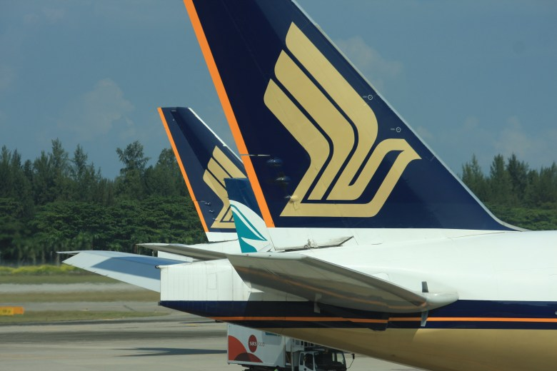 SilkAir & SIA (Andrew Thomas)