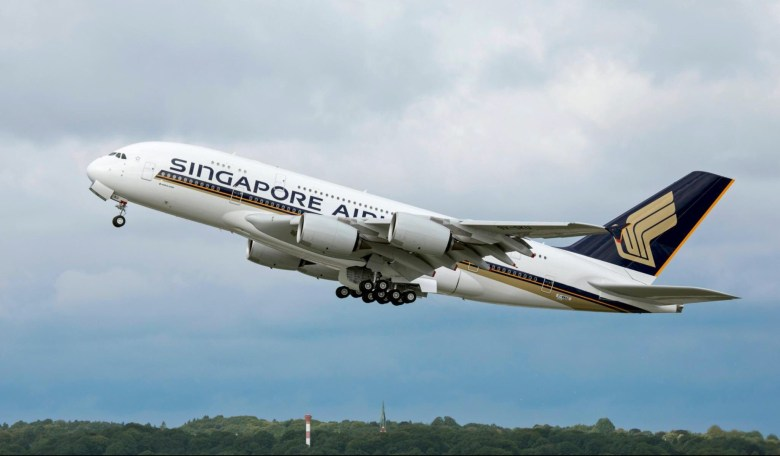SQ A380 New (Airbus)