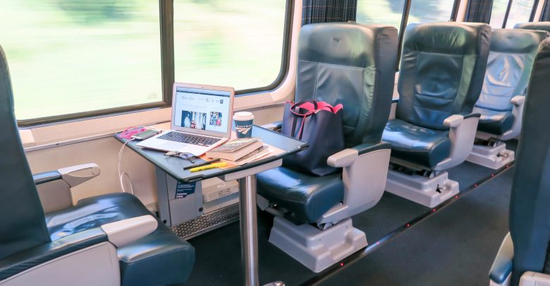 First Class Seat (Amtrak)