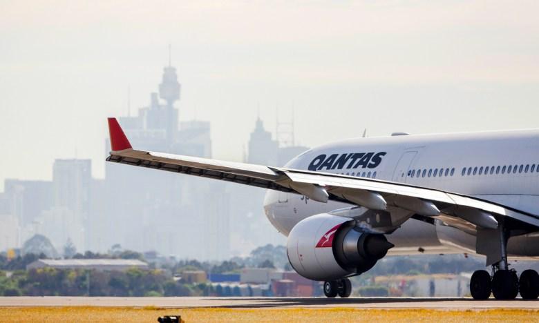 QF A330 (Qantas)