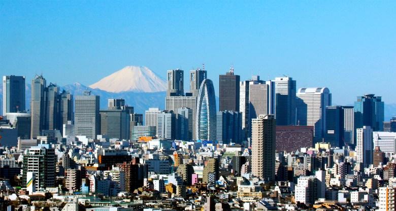 Tokyo Skyline (Morio)