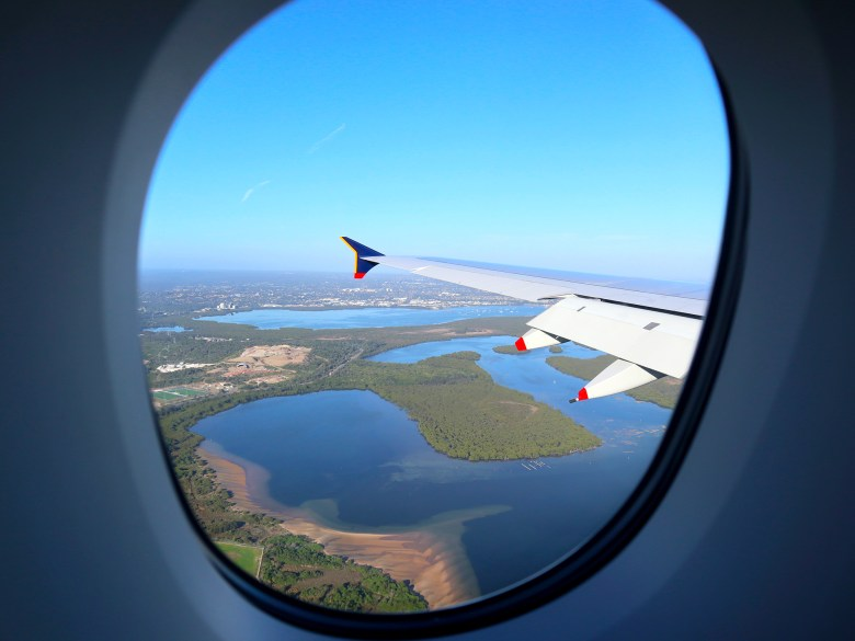 A380 Window View (MM)
