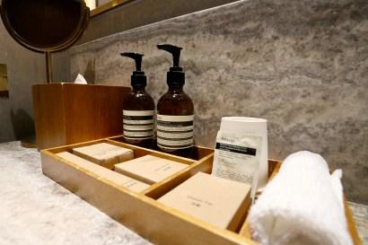 Aesop Toiletries. (Photo: MainlyMiles)