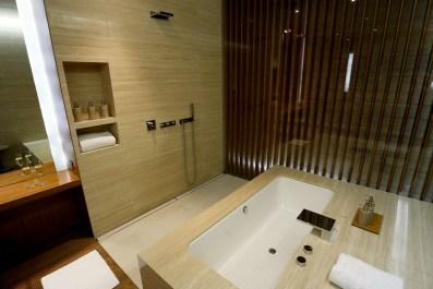 Shower and Bath. (Photo: MainlyMiles)