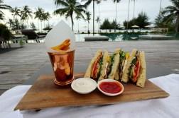 Club Sandwich. (Photo: MainlyMiles)