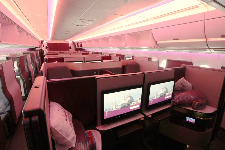 Forward Cabin Overview