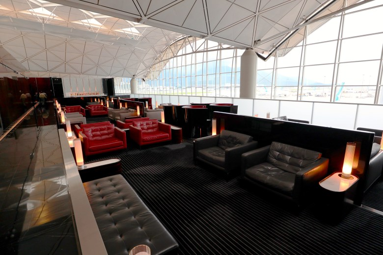 Lounge Overview