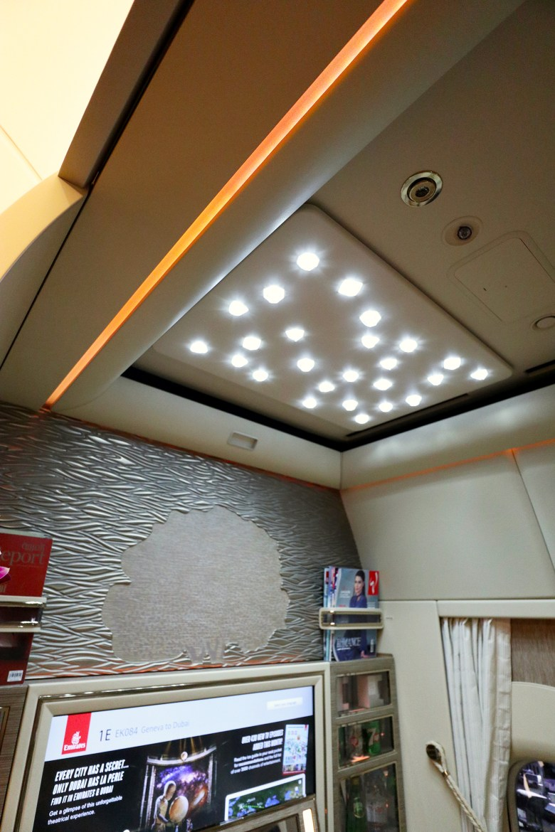 Ceiling Light Feature