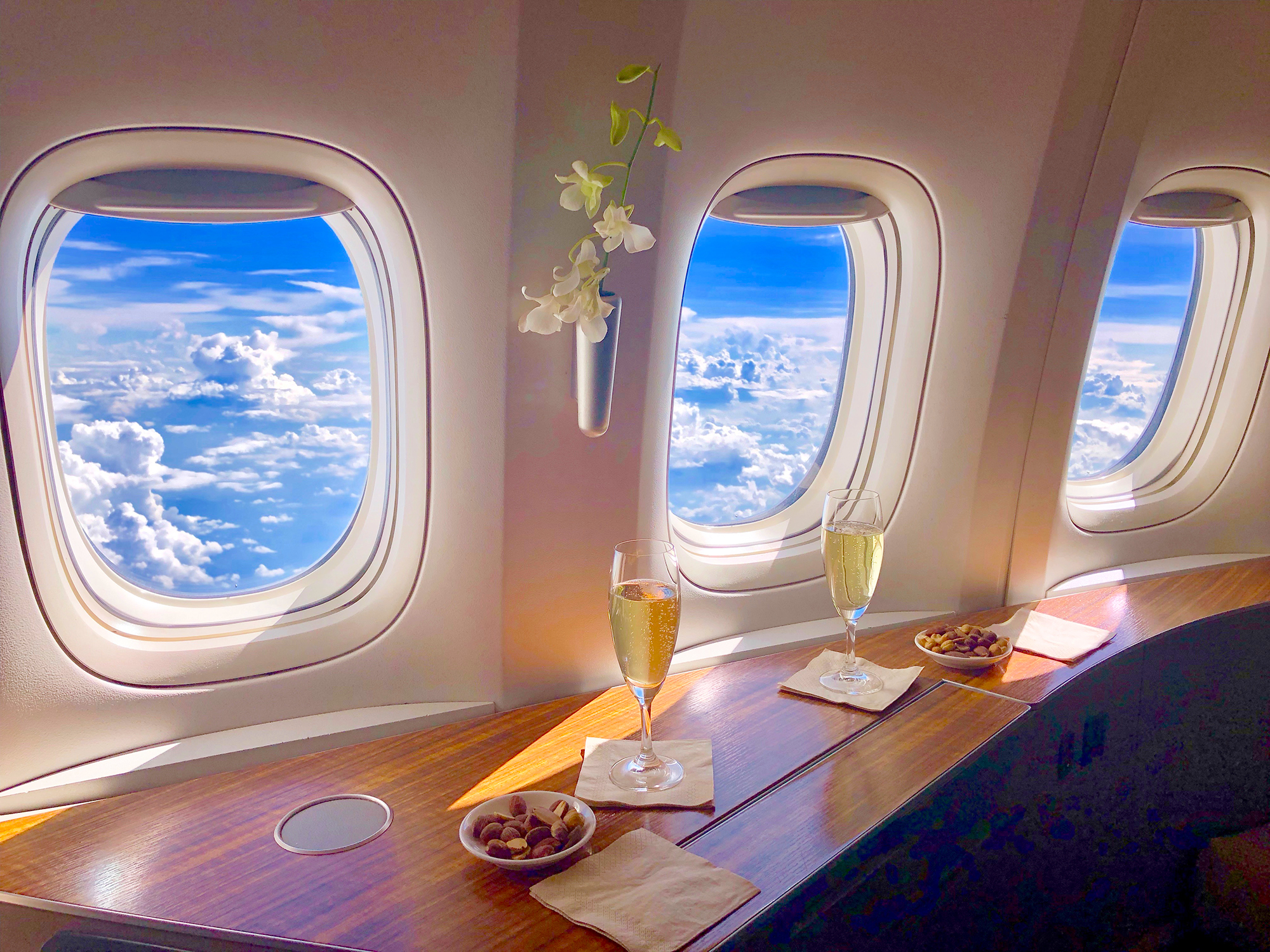 Review: Cathay Pacific 777-300ER First Class