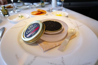 Caviar. (Photo: MainlyMiles)