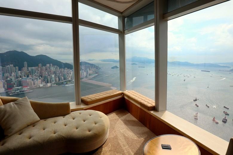 Deluxe Suite Window