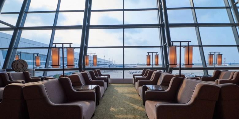 Lounge 3 (Plaza Premium)
