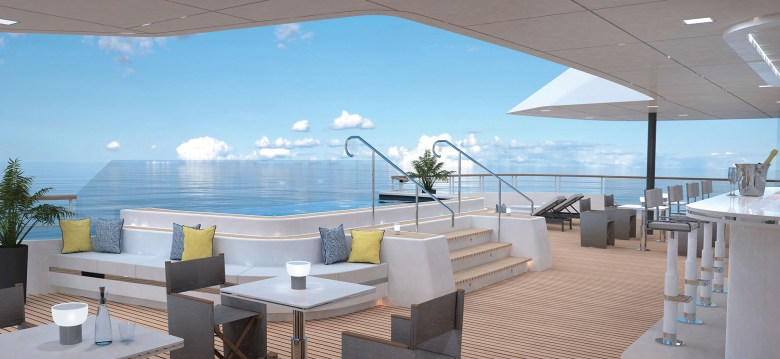 The Outdoor Grill (The Ritz-Carlton Yacht Collection)
