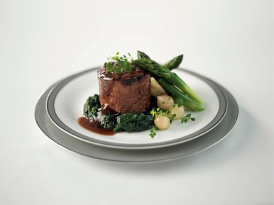 Beef Fillet (Photo: Singapore Airlines)