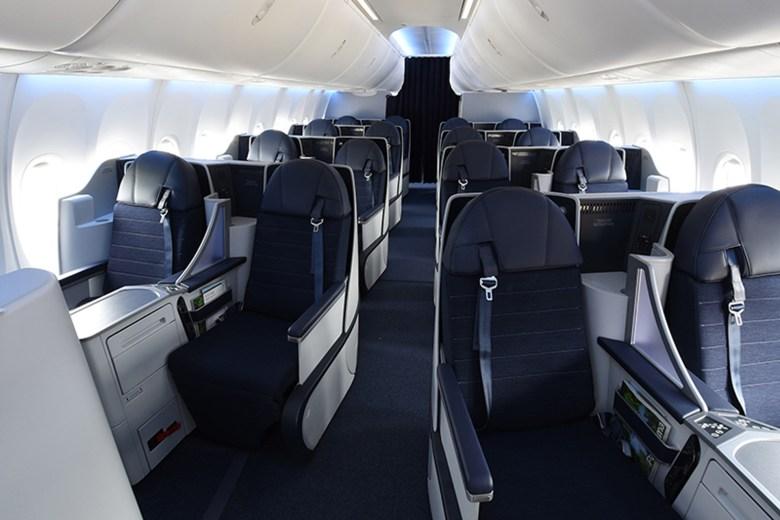 Silkair S New Boeing 737 Flat Bed Business Class Seat