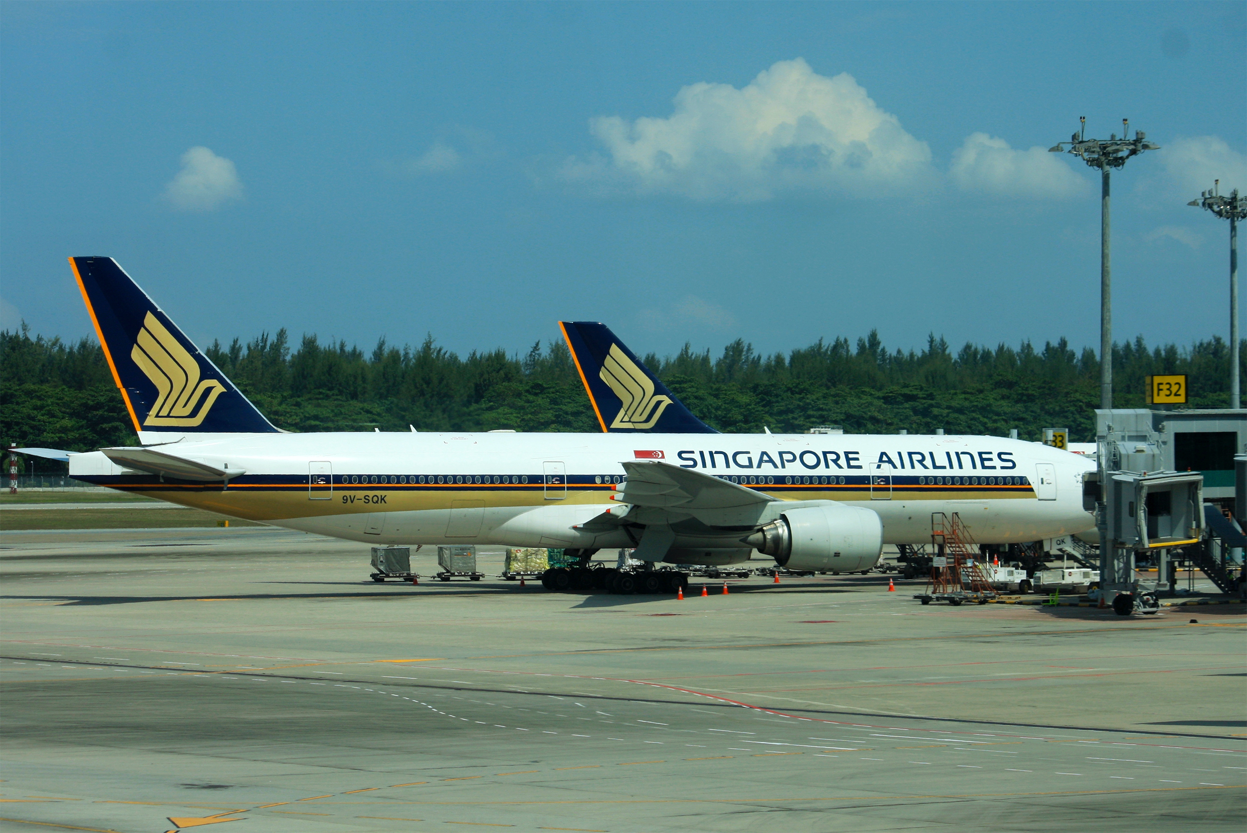 Singapore Airlines Fleet: February 2019 – Mainly Miles