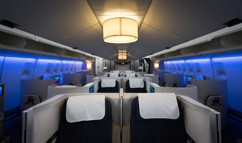 BA Club World Pairs (British Airways)