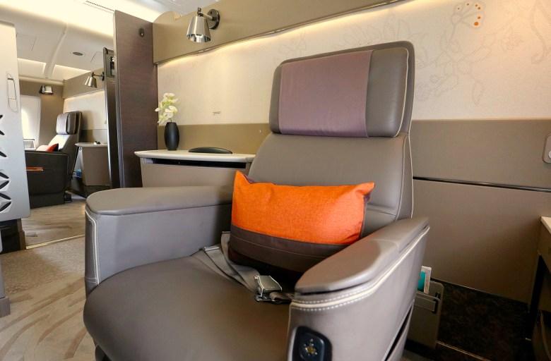 2A & 2F Seat 2