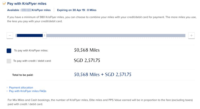 How Much Is A Mile >> How Much Is A Krisflyer Mile Worth Mainly Miles