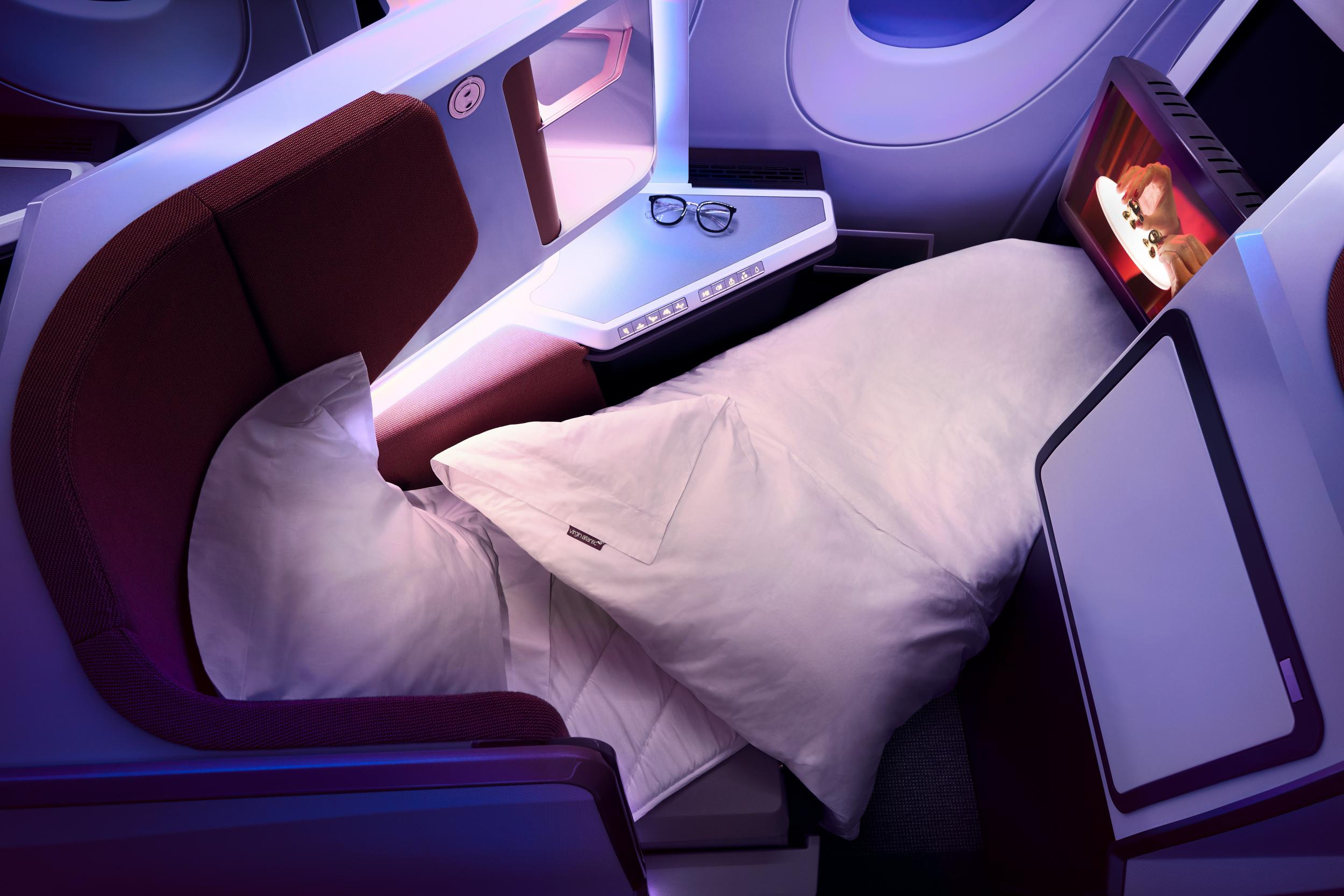 Virgin Atlantic reveals uninspiring new Upper Class seat