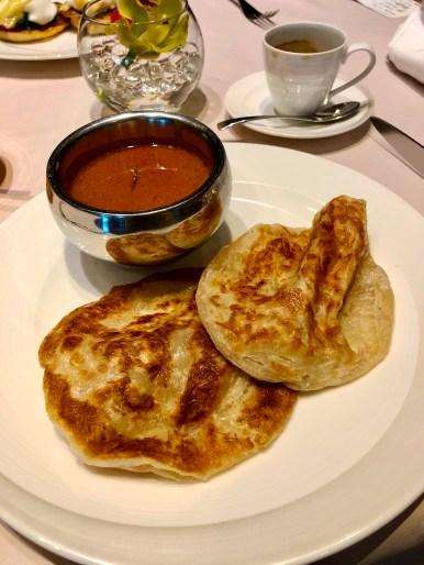 Roti Prata. (Photo: MainlyMiles)