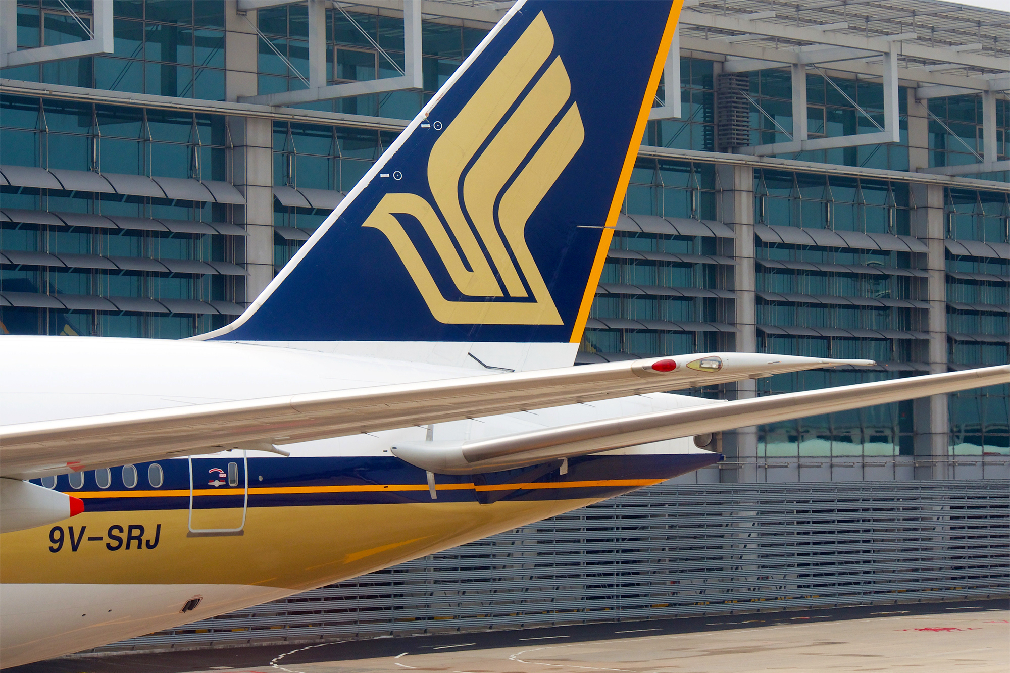 Singapore Airlines Fleet: September 2019