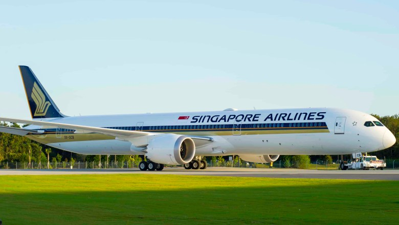 SQ 787-10 v3 (Singapore Airlines)