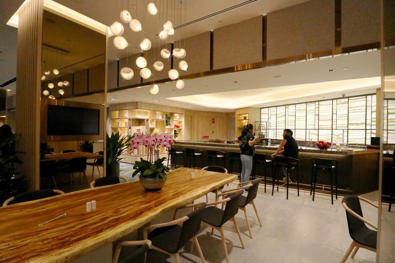 Changi Lounge 3