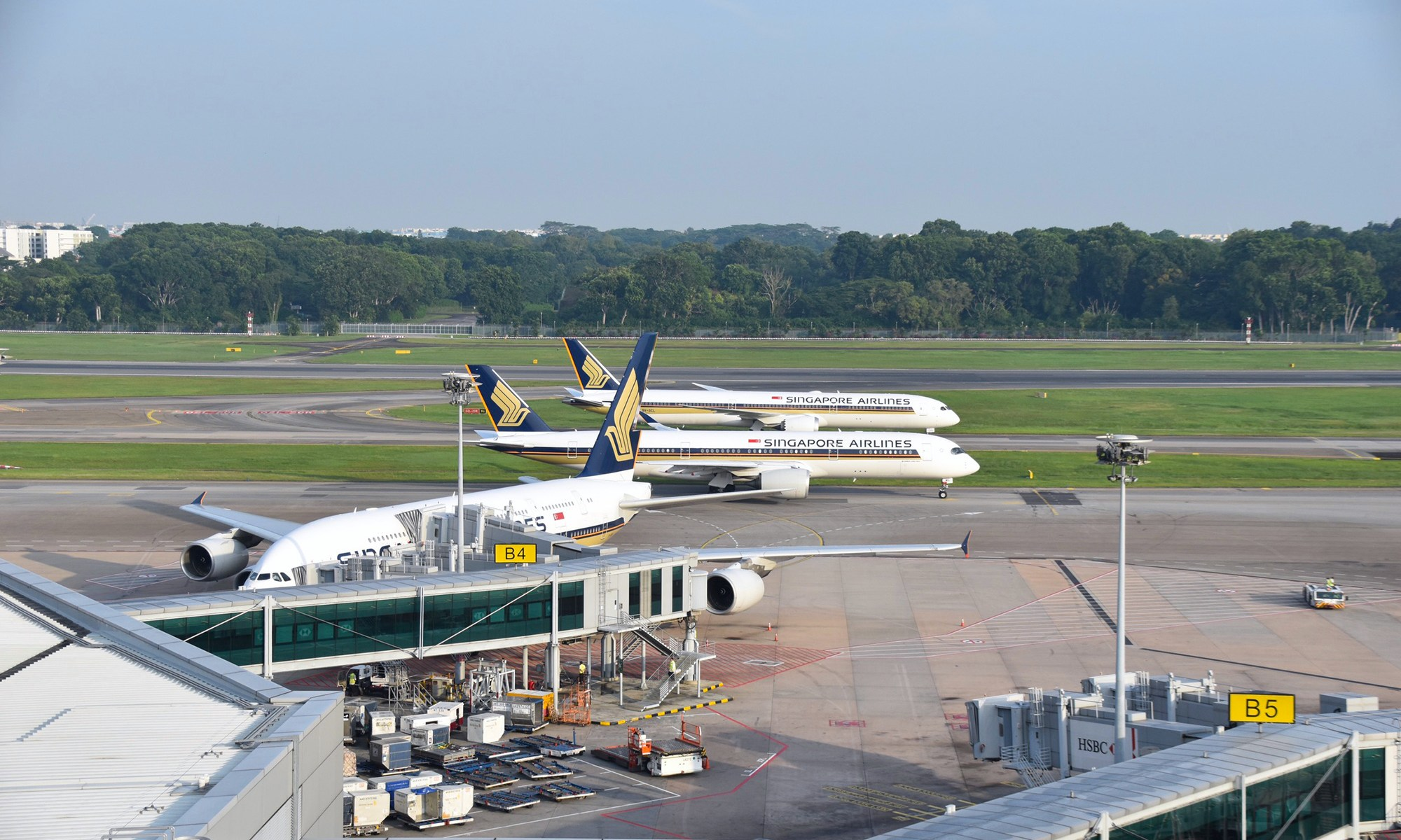 Singapore Airlines Fleet: July 2019 – Mainly Miles