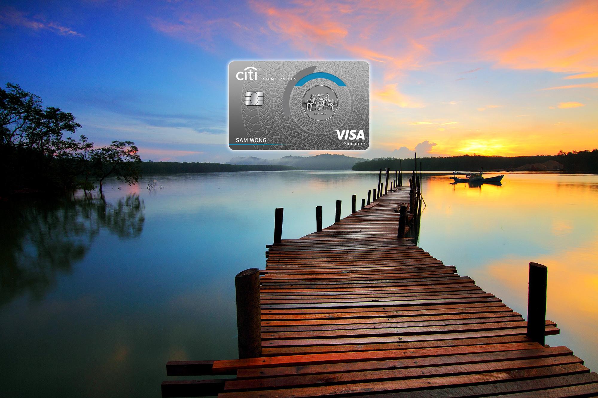 Citi extends PremierMiles Visa 21,000 miles sign-up bonus to 30 September