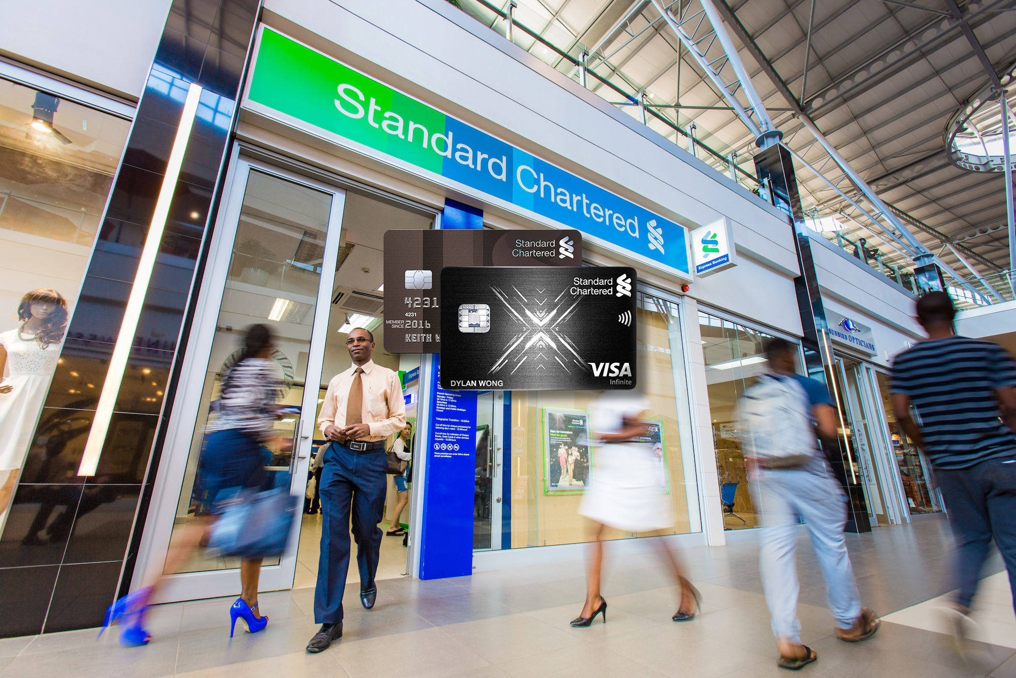 How to redeem your pooled Standard Chartered X Card and SCVI reward points