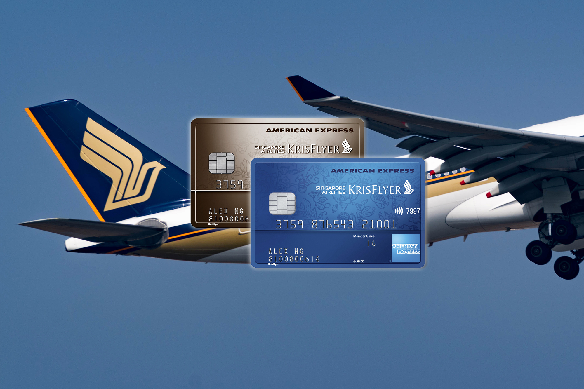 Amex extends sign-up bonuses for the KrisFlyer co-brand cards