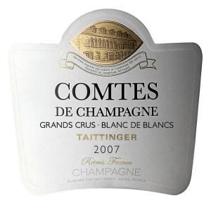FChamap 2007 Taittinger Comtes de Champagne_Label.jpg