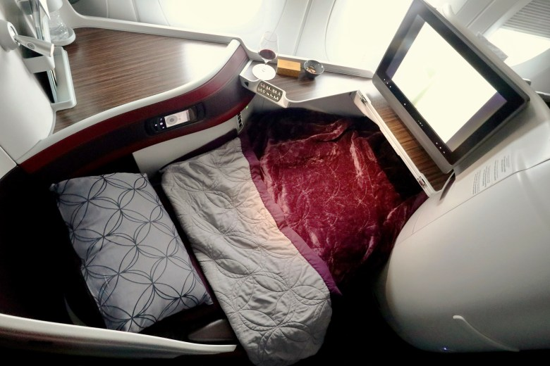 8A Bed Overhead