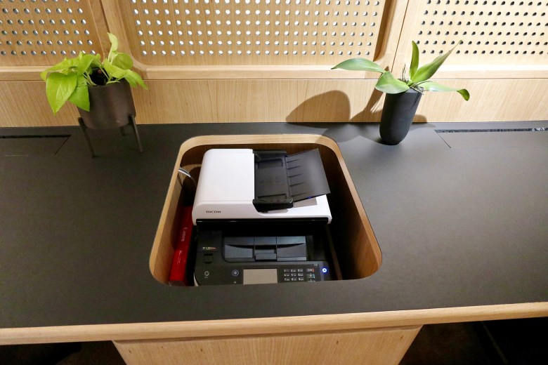 Desk Printer