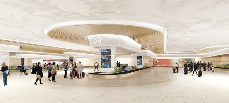 5 Baggage Claim Hall (CAG)