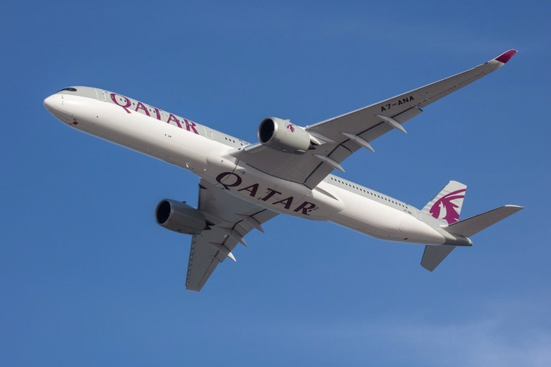 Qatar A350-1000 (Qatar Airways)