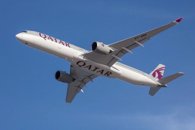 Qatar A350-1000 (Qatar Airways)