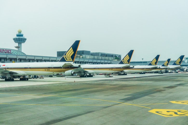 SQ Tails at T3 (Alen Thien SS)
