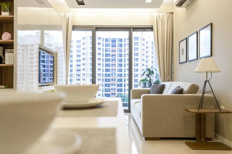 Singapore Condo Interior