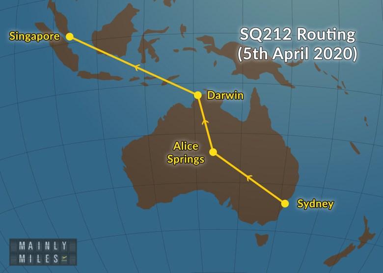 SQ212 5 Apr