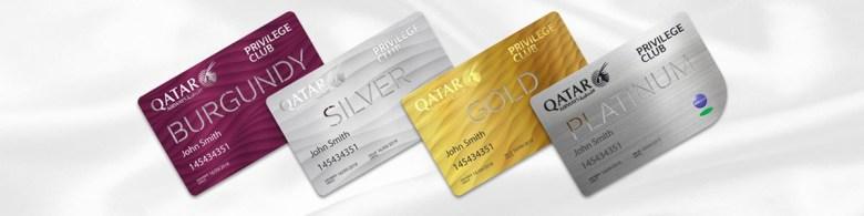 QRPC Cards 2 (Qatar Airways)