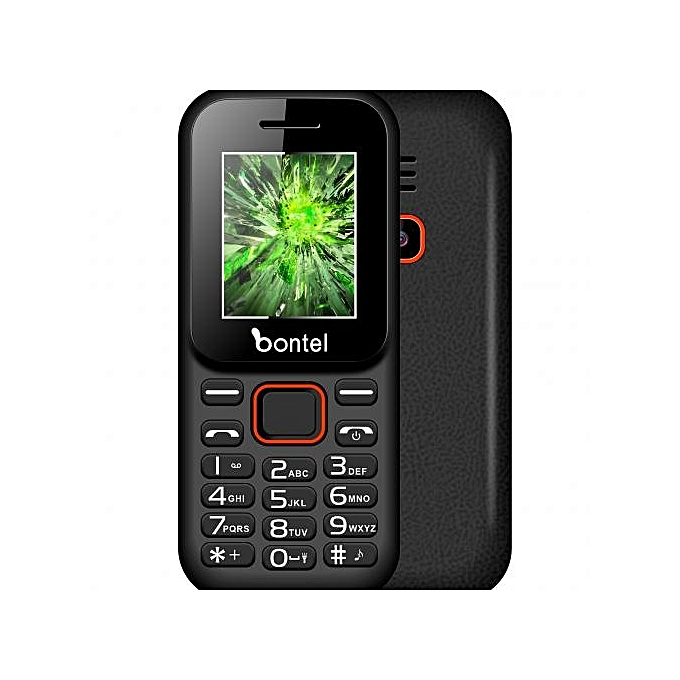 Bontel L300 Feature Phone With Big Torch Light, Bontel Cloud & 1,000 MAh  Battery - Red – MainMarket Online